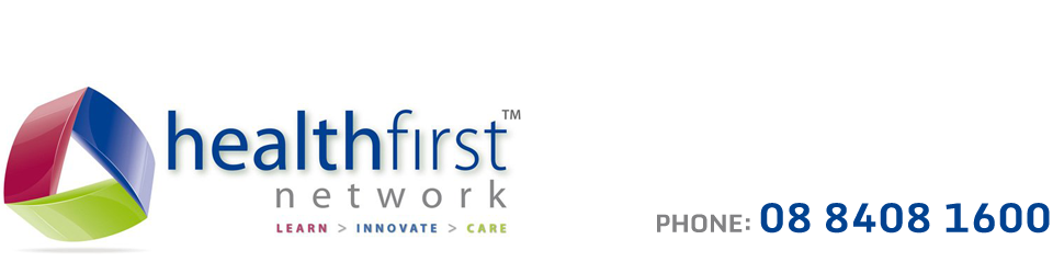 Health First Newtork Logo